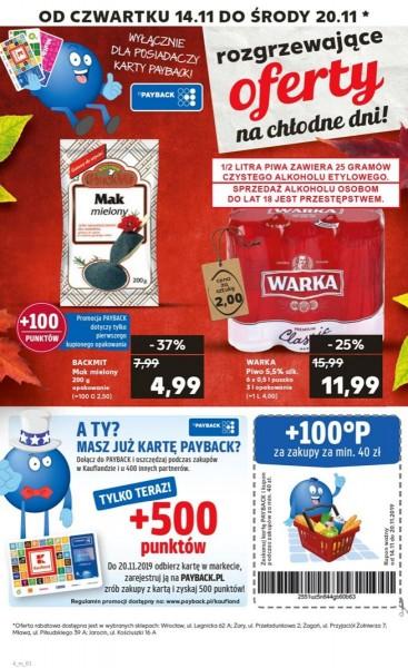Kaufland gazetka promocyjna od 2019-11-14, strona 4