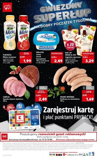 Kaufland gazetka promocyjna od 2019-11-18, strona 8