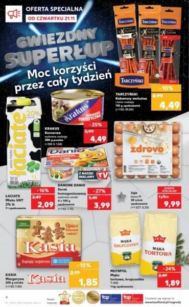 Kaufland gazetka promocyjna od 2019-11-21, strona 4