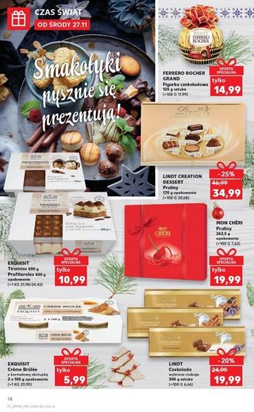 Kaufland gazetka promocyjna od 2019-11-27, strona 14