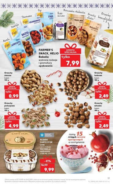 Kaufland gazetka promocyjna od 2019-11-27, strona 17