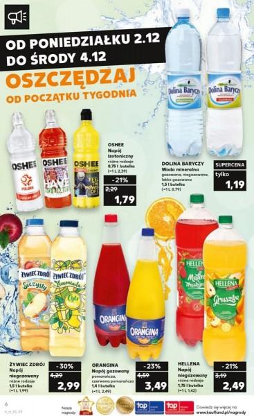 Kaufland gazetka promocyjna od 2019-12-02, strona 6