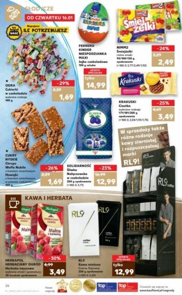 Kaufland gazetka promocyjna od 2020-01-16, strona 26