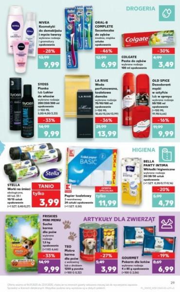 Kaufland gazetka promocyjna od 2020-01-16, strona 29