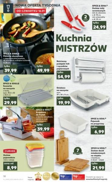 Kaufland gazetka promocyjna od 2020-01-16, strona 32