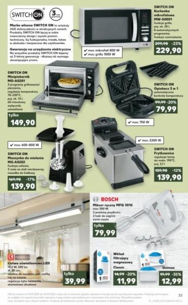Kaufland gazetka promocyjna od 2020-01-16, strona 33