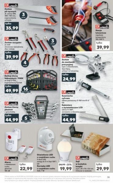 Kaufland gazetka promocyjna od 2020-01-16, strona 35