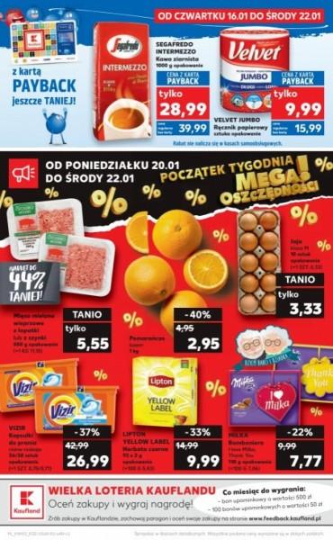 Kaufland gazetka promocyjna od 2020-01-16, strona 40