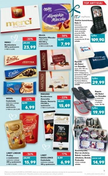 Kaufland gazetka promocyjna od 2020-01-16, strona 9
