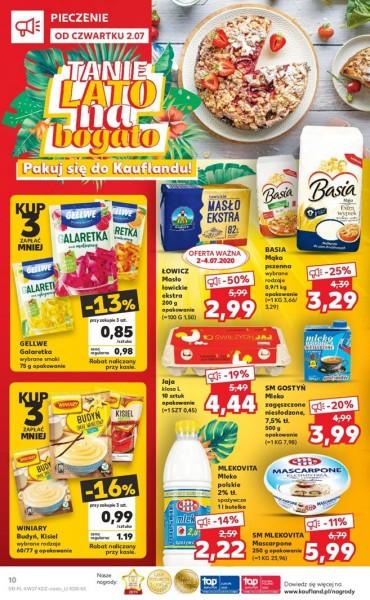 Kaufland gazetka promocyjna od 2020-07-02, strona 10