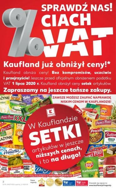 Kaufland gazetka promocyjna od 2020-07-02, strona 2