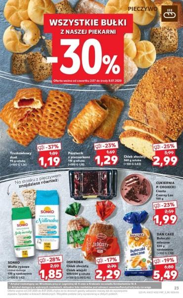 Kaufland gazetka promocyjna od 2020-07-02, strona 23