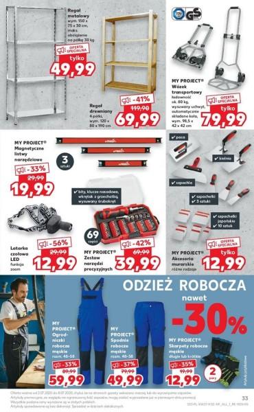 Kaufland gazetka promocyjna od 2020-07-02, strona 33