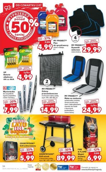 Kaufland gazetka promocyjna od 2020-07-02, strona 34