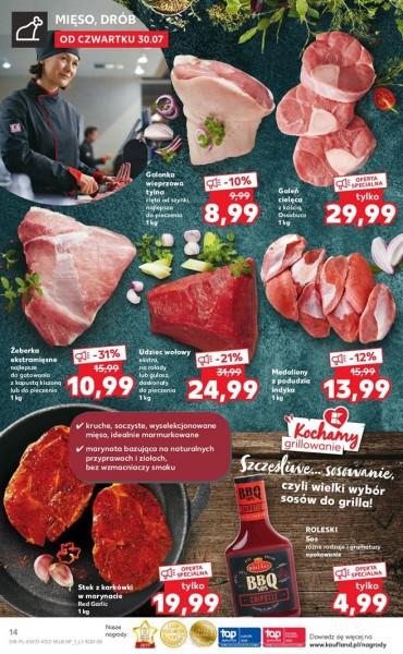 Kaufland gazetka promocyjna od 2020-07-30, strona 14