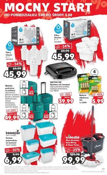 Kaufland gazetka promocyjna od 2020-07-30, strona 37