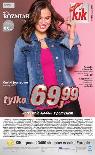 Kik gazetka promocyjna od 2017-04-19, strona 16