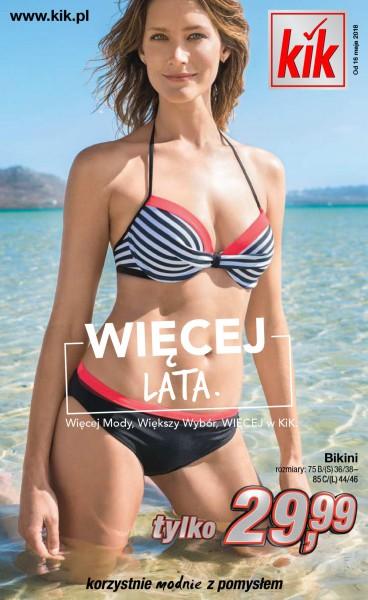 KiK gazetka promocyjna od 2018-05-16, strona 1