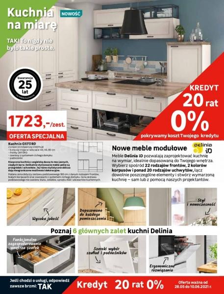 Leroy Merlin gazetka promocyjna od 2021-05-28, strona 20
