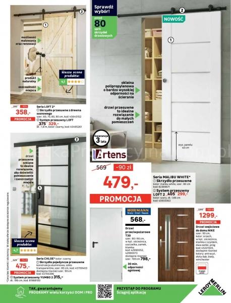 Leroy Merlin gazetka promocyjna od 2020-01-21, strona 5