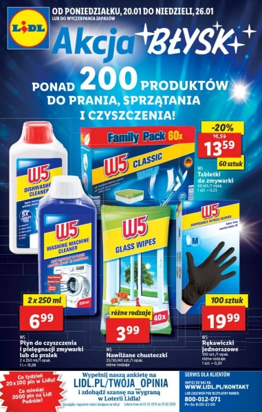 Lidl gazetka promocyjna od 2020-01-20, strona 40