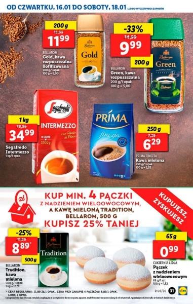 Lidl gazetka promocyjna od 2020-01-16, strona 31