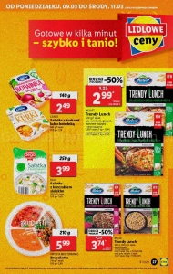Lidl Lunch