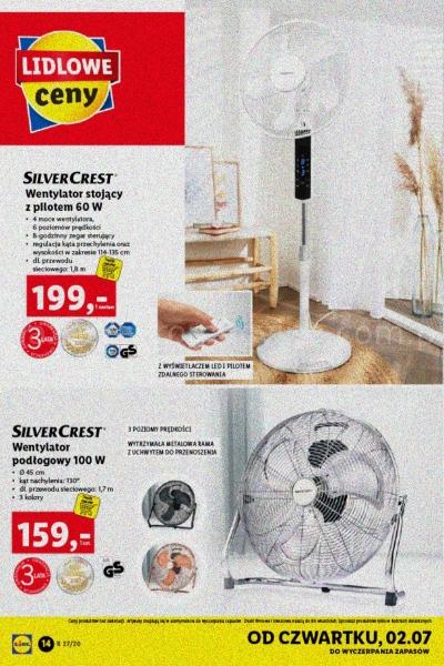 Lidl gazetka promocyjna od 2020-06-29, strona 14