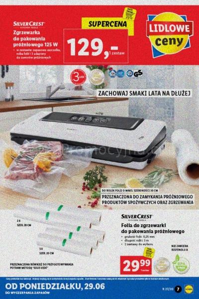 Lidl gazetka promocyjna od 2020-06-29, strona 7