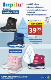 Buty Dzieciece W Lidlu Promocja Cena
