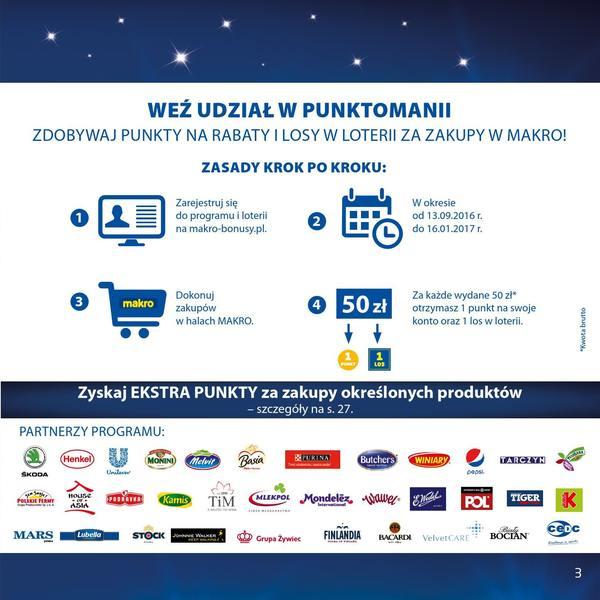 Makro gazetka promocyjna od 2016-11-08, strona 3