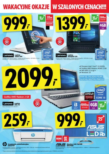 Mediaexpert gazetka promocyjna od 2017-06-16, strona 6