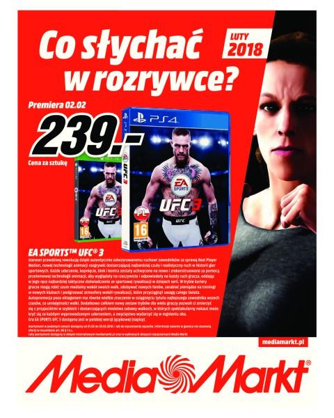 Media Markt gazetka promocyjna od 2018-02-01, strona 1