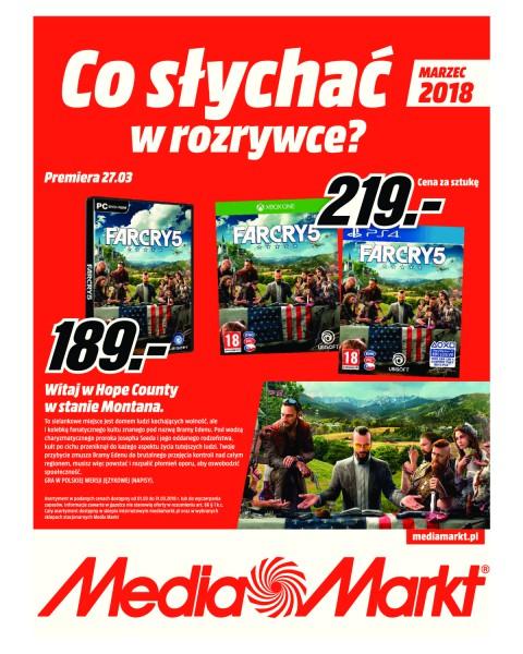 Media Markt gazetka promocyjna od 2018-03-01, strona 1