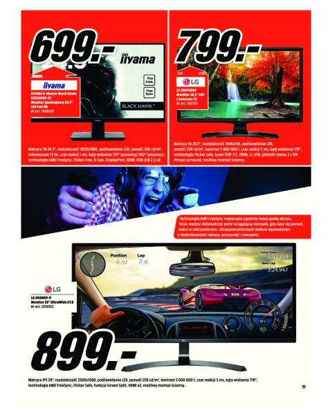 Media Markt gazetka promocyjna od 2018-03-01, strona 11