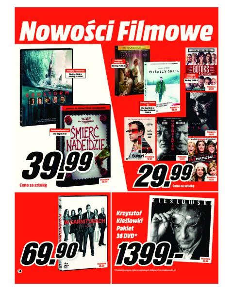 Media Markt gazetka promocyjna od 2018-03-01, strona 14