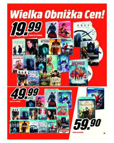 Media Markt gazetka promocyjna od 2018-03-01, strona 15
