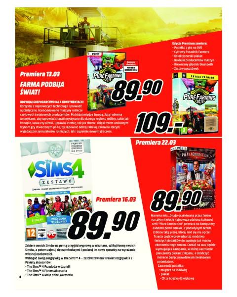 Media Markt gazetka promocyjna od 2018-03-01, strona 4