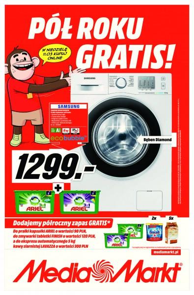 Media Markt gazetka promocyjna od 2018-03-12, strona 1