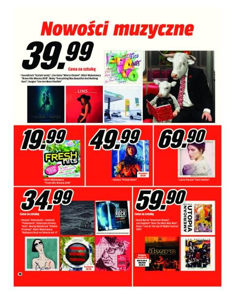 Media Markt gazetka promocyjna od 2018-04-01, strona 18