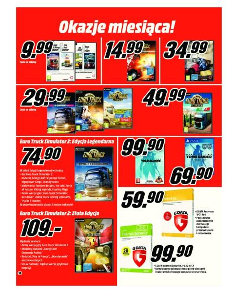 Media Markt gazetka promocyjna od 2018-05-01, strona 10