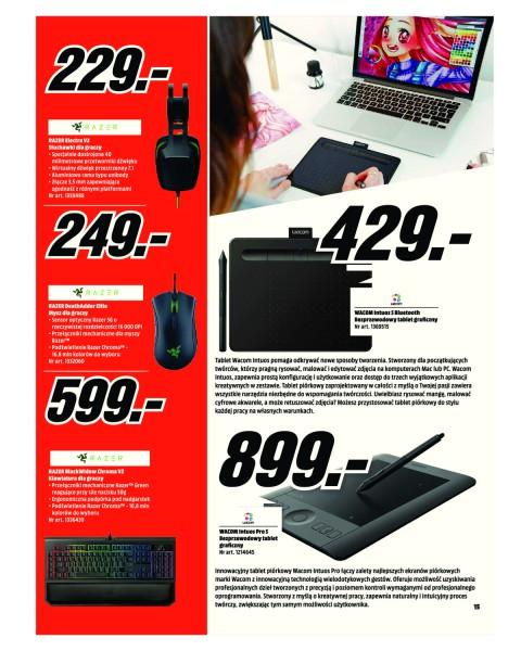Media Markt gazetka promocyjna od 2018-05-01, strona 15