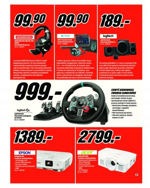 Media Markt gazetka promocyjna od 2018-05-01, strona 17