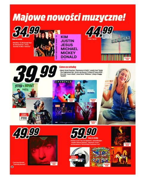 Media Markt gazetka promocyjna od 2018-05-01, strona 22