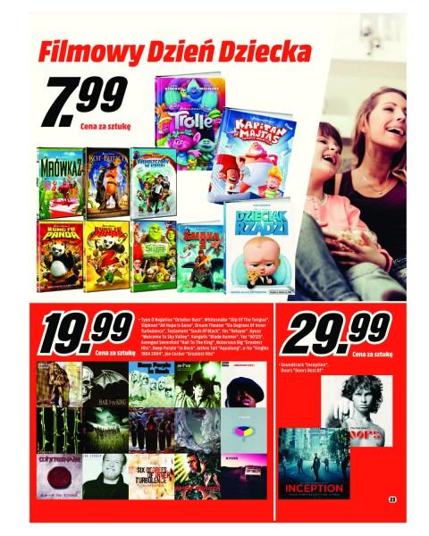 Media Markt gazetka promocyjna od 2018-05-01, strona 23