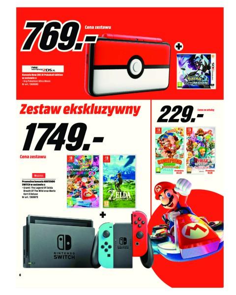 Media Markt gazetka promocyjna od 2018-05-01, strona 6
