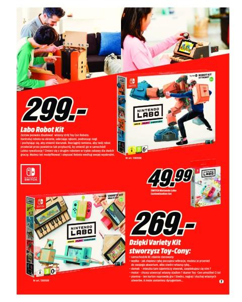 Media Markt gazetka promocyjna od 2018-05-01, strona 7