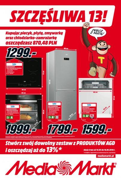 Media Markt gazetka promocyjna od 2018-05-10, strona 1