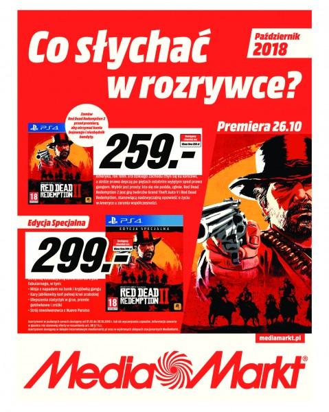 Media Markt gazetka promocyjna od 2018-10-01, strona 1