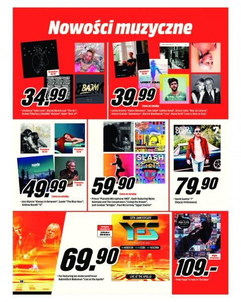 Media Markt gazetka promocyjna od 2018-10-01, strona 20